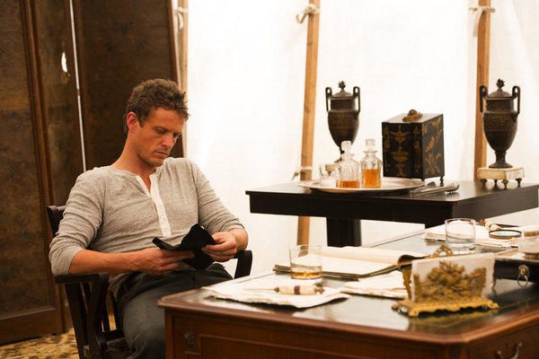 'Revolution' Season 1 photos: Sebastian Bass Monroe (David Lyons)