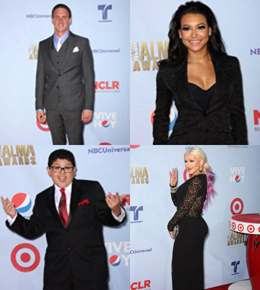 ALMA Awards arrivals: Christina Aguilera, Ryan Lochte, Eva Longoria & more!: The annual National Council of La Raza (NCLR) ALMA awards celebrate and honor the many milestones and accomplishments of Latino celebrities in entertainment throughout music, television and film.