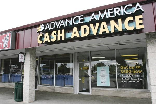 Payday lending businesses, such as Advance America Cash Advance that closed in Pennsylvania in 2007 after a state court deemed the firm's loan fees excessive, could return if a legislative proposal becomes state law.