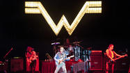 Weezer sticks to the hits at first-ever Charm City Music Festival