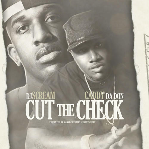Cut the Check cover