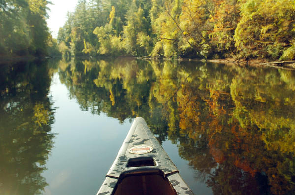 "For the adventurous, outdoors-y types, take in fall foliage at its best  by camping and canoeing on the <a class=""taxInlineTagLink"" id=""HPL8"" title=""Housatonic River"" href=""/topic/travel/housatonic-river-HPL8.topic"">Housatonic River</a>.<br> <br> <b>Getting There:</b> Housatonic Meadows State Park camping area has toilets and showers, though showers shut down after Oct. 9. Sites have picnic tables. No alcohol or pets in campground. Cost is $13 a night, plus a $3 walk-in fee the first night. Campsites are first-come, first served after Oct. 1. Telephone is 860-672-6772. Food and camping supplies are available in Cornwall and Kent. The park is located along Route 7 approximately 2 miles north of the intersection with Route 4 and approximately 3 miles south of the West Cornwall Covered Bridge.<br> <br> Canoes can be rented at Clarke Outdoors in the village of West Cornwall. Weekends are $55 a day, with shuttle service to launch site at Falls Village and pick-up at Housatonic Meadows State Park, which is south of the campground. Shuttle service is not available south of the meadows pick-up spot, but those interested in paddling farther to Kent could leave a car at the finish site. Guided trips are available for an additional $85. Contact Clarke Outdoors at 860-672-6365 or <a href=""http://www.clarkeoutdoors.com"" target=""new window"">clarkeoutdoors.com</a>."