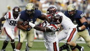 Teel Time: Virginia Tech couldn't run, stop run against Pittsburgh