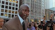 Turns out you can find Michael Jordan at Michael Jordan's Steak House after all.