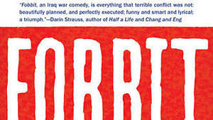 Review: David Abrams' 'Fobbit' is an impressive Iraq war satire