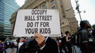 Occupy anniversary: The 1 percent are winning