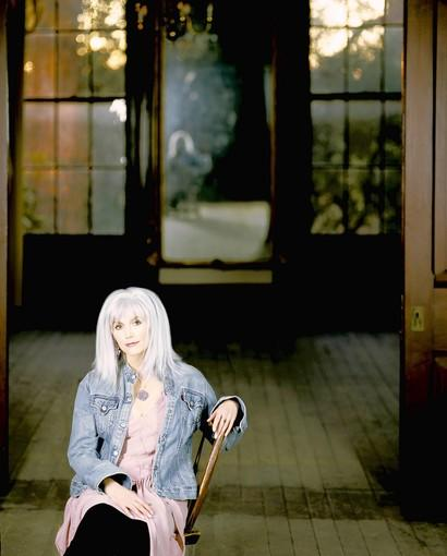 Singer Emmylou Harris is scheduled to perform at the Ferguson Center for the Arts on Sept. 20, 2012.