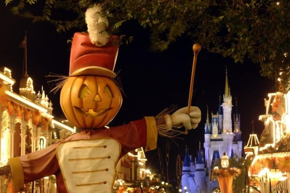 Picture: Mickey's Not-So-Scary Halloween Party
