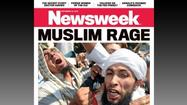 "Newsweek is at it again: The magazine's newest controversial cover, blaring the headline ""Muslim Rage,"" has readers in an uproar and social media in a tizzy."