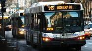 A tale of few bus routes