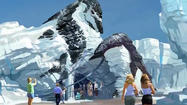 Pictures: SeaWorld Orlando Antarctica expansion