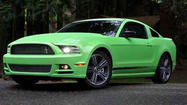 2013 Ford Mustang Shelby GT500: Extreme performance