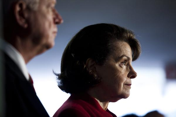 Sen. Dianne Feinstein (D-Calif.) instigated the effort to more closely monitor CIA drone attacks.