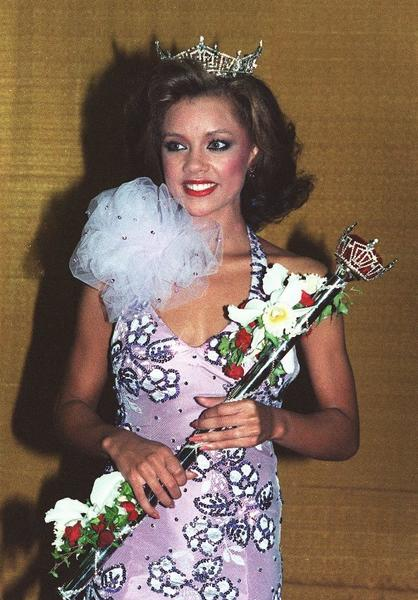 "Vanessa Williams, then 20, becomes the first black woman to be crowned Miss America in Atlantic City, N.J. Less than a year later, she loses her crown when nude photos of her appear in Penthouse. That didn't stop her from launching a successful acting and singing career afterward, however. We'll overlook ""Desperate Housewives."""