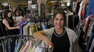 Stephanie Torrible's Reisterstown consignment shop specializes in secondhand designer duds. It also specializes in giving women a second chance — even those who never set foot in the Main Street store.