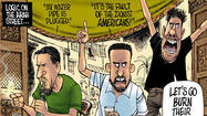 Neither Romney nor Obama can fix the frenzy in the Arab streets
