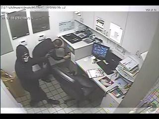 Three suspects robbed a McDonalds in Dania Beach