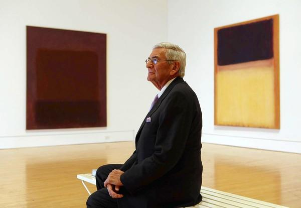 Eli Broad's influence at MOCA is decisive.