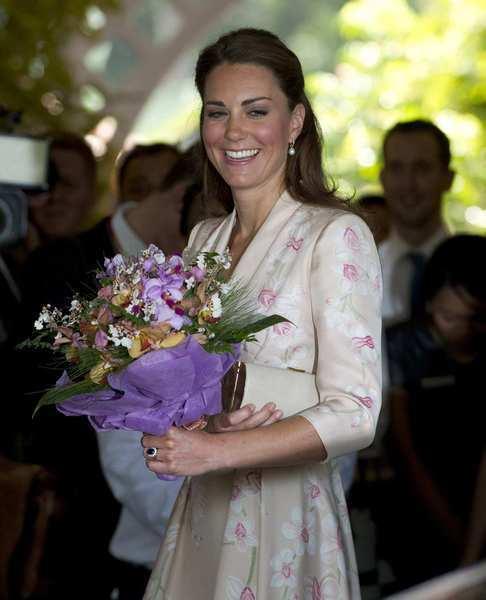 Kate Middleton,The Duchess Of Cambridge