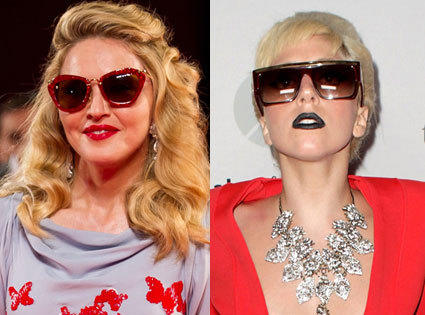 "Madonna Now Loves Lady Gaga, Says They'll Share Stage ""Very Soon"""