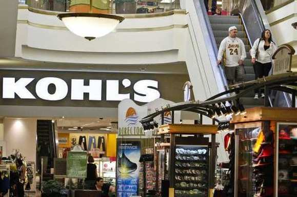 Kohl's plans to hire almost 52,700 seasonal workers