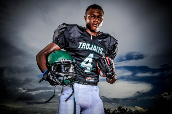 Top 20 recruit: Dominic Walker