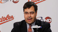 Dan Duquette's two hot buttons; one has worked, one hasn't