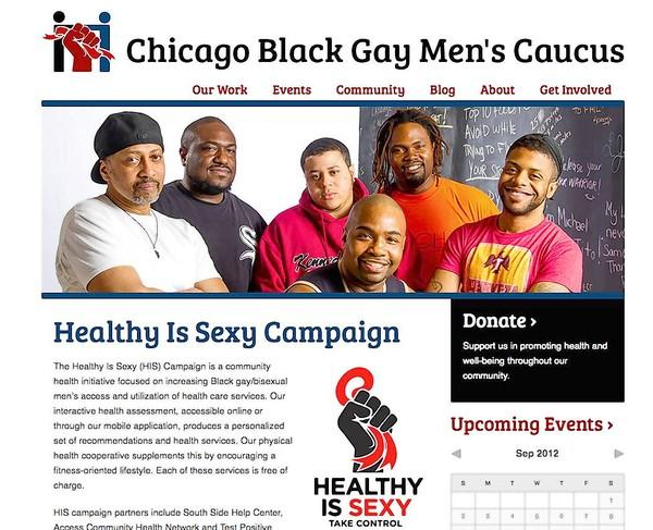 The Chicago Black Gay Men's Caucus hopes to help members of the South Side's LGBT community find more culturally sensitive and competent health care.