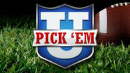 Week 3 U Pick 'Em winner announced