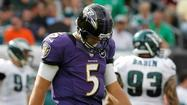<em>Every Tuesday, blogger Matt Vensel breaks down a critical play, sometimes with input from Ravens players, from that week's game. Today, he looks at the final incomplete pass in the 24-23 loss to the Philadelphia Eagles.</em>