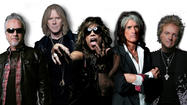 "<span style=""font-size: small;"">Aerosmith is scheduled to perform at INTRUST Bank Arena in November. The arena announced the November 11 concert Tuesday.  Cheap Trick will be the opening act.</span>"