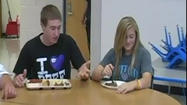 Parody video questions national school lunch policy