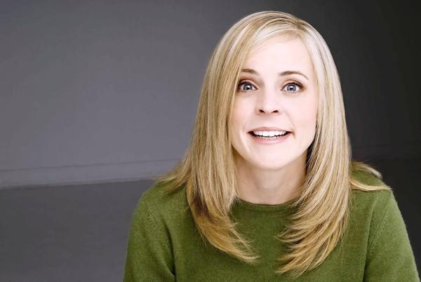 Maria Bamford is among the more than 130 comedians who will perform in venues along a block of downtown L.A.