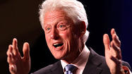 Bubba is back. As a word man, I was most impressed at the Democratic National Convention by Bill Clinton's skillful speech, much of it ad-libbed.