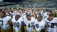 Notre Dame, Northwestern headed in right direction