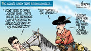 Cowboys and millionaires are in Mitt Romney's income-tax-free 47%