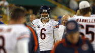 The Jay Cutler-J'Marcus Webb controversy may wind up being a bigger problem for the Rams than it has been for the Bears.