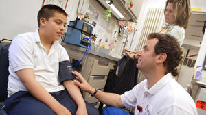 Pediatricians may skip kids' blood pressure checks