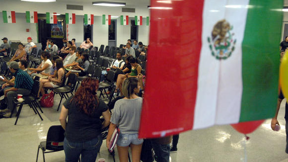 Hispanic Heritage Fiesta at Imperial Valley College