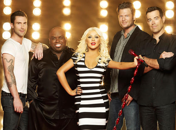 The Voice Recap: Christina Aguilera and Adam Levine Call a Truce