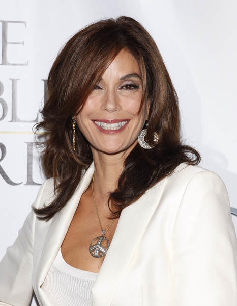 "Actress <a class=""taxInlineTagLink"" id=""PECLB002268"" title=""Teri Hatcher"" href=""/topic/entertainment/television/teri-hatcher-PECLB002268.topic"">Teri Hatcher</a> is 45 today. (Photo by Jean Baptiste Lacroix/WireImage)"