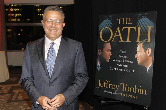 "Book Launch For Jeffrey Toobin's ""The Oath"""
