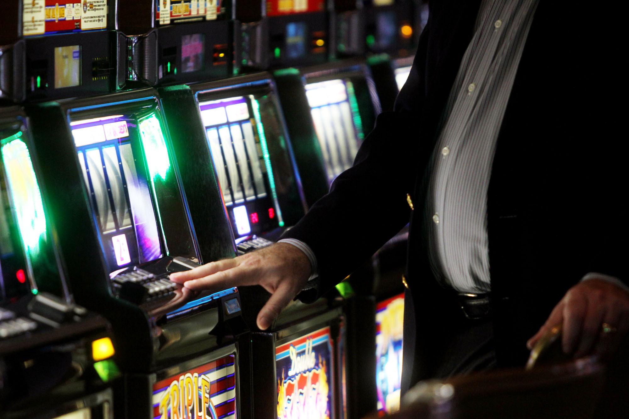 Palm beach kennel club slot machines south beach casino hotel manitoba
