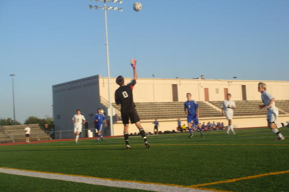 Andover vs. Andover Central Soccer