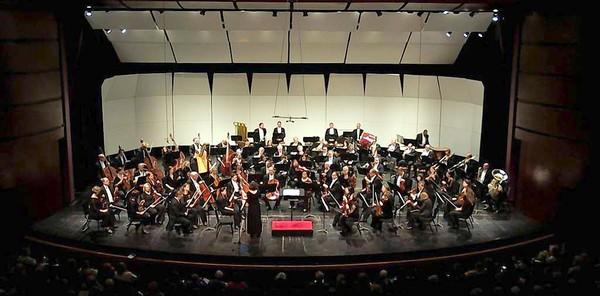 The Elgin Symphony Orchestra is asking the city of Elgin for a one-time contribution of $100,000. The Schaumburg Village Board has approved a one-time contribution of $25,000 to the orchestra.