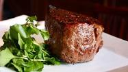 "<span style=""font-size: small;"">A New York steakhouse is offering a 12-ounce cut of real Japanese Kobe beef, which just recently became available in the United States, for $350. Marc Sherry, co-owner of the Old Homestead steakhouse in the Meatpacking District, said many customers have already paid the hefty sum – with some offering several times the price – to reserve a steak. ""It's the most delicate, decadent beef in the world,"" Sherry said. ""It's like having July 4th in your mouth – there is an explosion of flavors.""</span>"