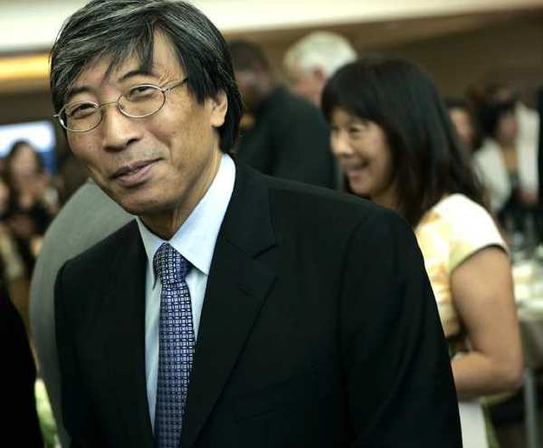 "Patrick Soon-Shiong in 2009. A representative said the L.A. billionaire is ""interested"" in entertainment giant AEG, which has put itself up for sale."