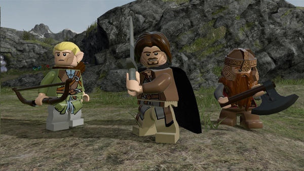 <i> Oct. 30 for PC, PS3, Xbox 360, Nintendo Wii, Nintendo DS, Vita</i> <br>J.R.R. Tolkien's epic fantasy trilogy is the latest piece of pop-culture entertainment to be turned into Lego video game. It's hard to be a straight-up Lego hater, but considering these games are being pumped out twice a year now, we secretly hope Frodo and crew throw this game into Mount Doom. <br><b>Magic 8 Ball Says:</b> Very doubtful.