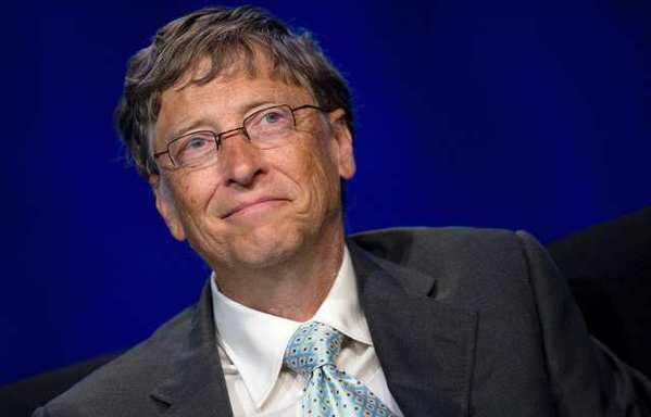 Bill Gates is again the richest person in America