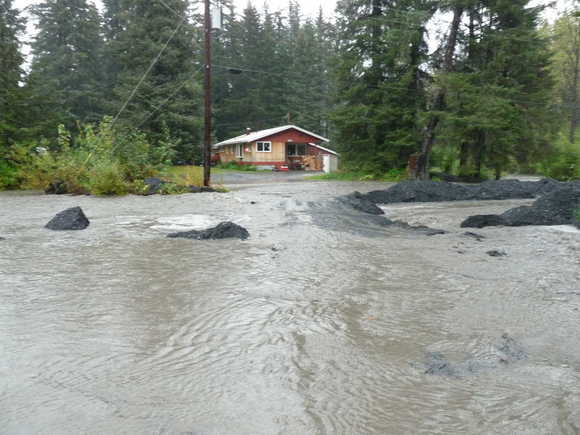 City of Seward Declares Emergency Due to Flooding